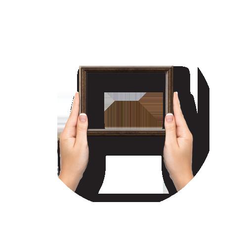 holding-frame